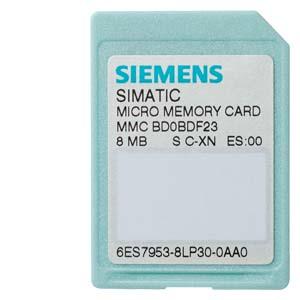 کارت حافظه 8Mb کد: 6ES7953-8LP31-0AA0