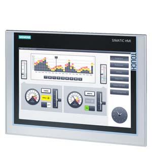 تاچ پنل HMI زیمنس کد: 6AV2124-0MC01-0AX0