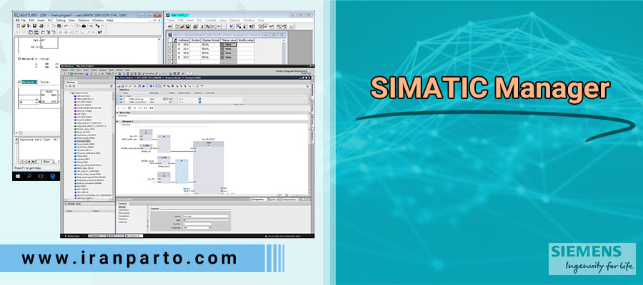SIMATIC Manager